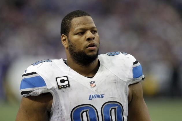 Detroit Lions: Trading Ndamukong Suh Not as Crazy as It Sounds