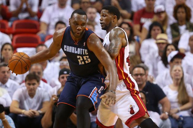 Charlotte Bobcats Are Wasting Al Jefferson's Best Effort vs. Miami Heat