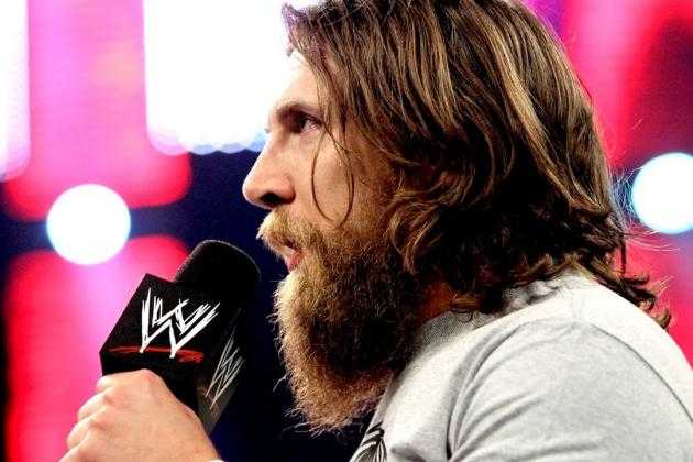 Daniel Bryan Must Move Away from Underdog Role