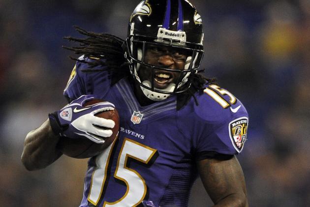 WR LaQuan Williams Rejoins Ravens