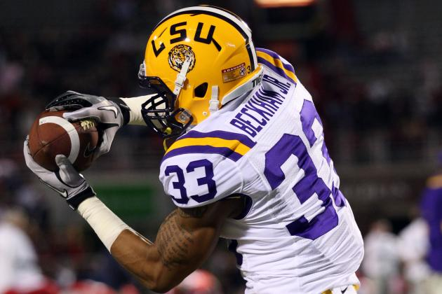 Odell Beckham Jr. NFL Draft 2014: Scouting Report Breakdown for Giants WR