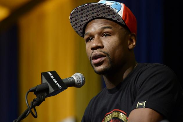 Breaking Down Floyd Mayweather's Biggest Key to Beating Marcos Maidana