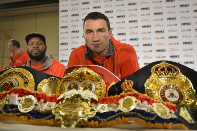 Klitschko vs. Leapai: Vital Viewing Information for Marquee Heavyweight Fight