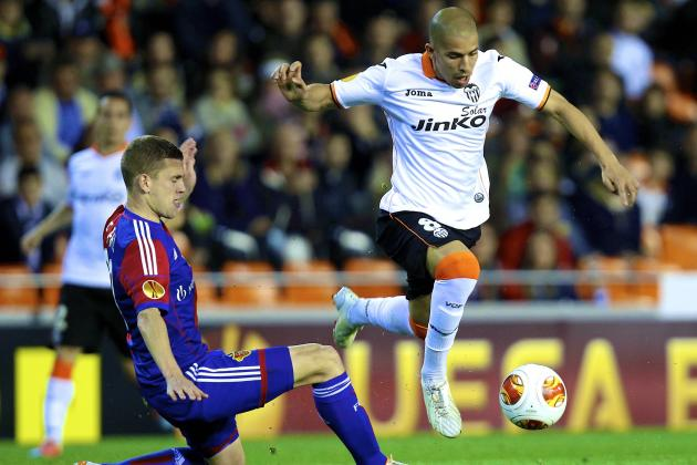 Sevilla vs. Valencia: Europa League Live Score, Highlights, Report