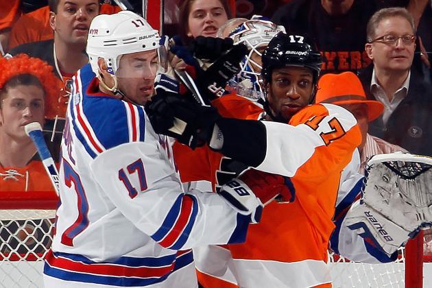 NHL Playoff Schedule 2014: TV Info for Rest of Stanley Cup Playoffs' 1st Round
