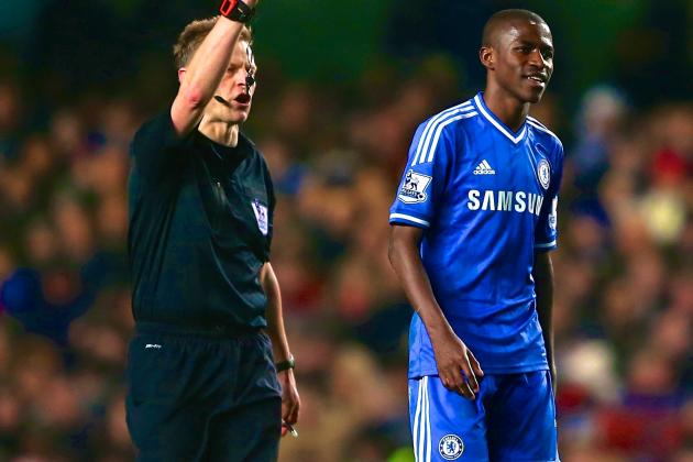 Ramires Banned for 4 Matches for Striking Sunderland's Sebastian Larsson