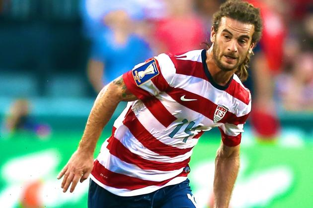 Why Kyle Beckerman Deserves a Spot in the USMNT World Cup Squad