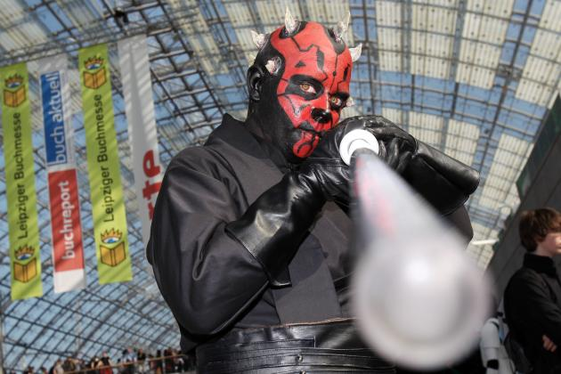 Brooklyn Cyclones Embrace the Dark Side, Unveil Darth Maul Sith Jerseys
