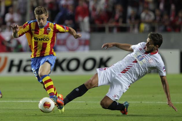 Sevilla vs. Valencia: Live Player Ratings