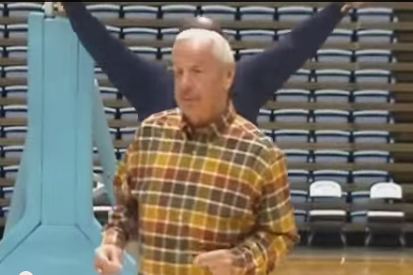 "Video: Marcus Paige and Roy Williams Dancing to ""Happy"" Will Make Your Day"