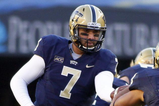 Pitt's Paul Chryst Not Surprised by Tom Savage's Ascent in NFL Projections