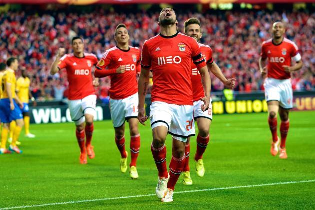 Benfica vs. Juventus: Europa League Live Score, Highlights, Report