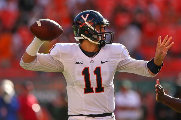 UVa Insider for April 24: London's Early QB Decision Quite a Change
