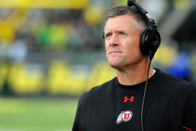 Whittingham Focuses on QB, Turnovers