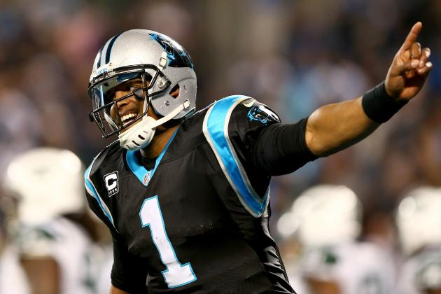 Report: Panthers Pick Up Cam's 5th-Year Option