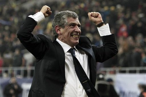 2014 World Cup Tactics Board: Analysing Fernando Santos' Greece