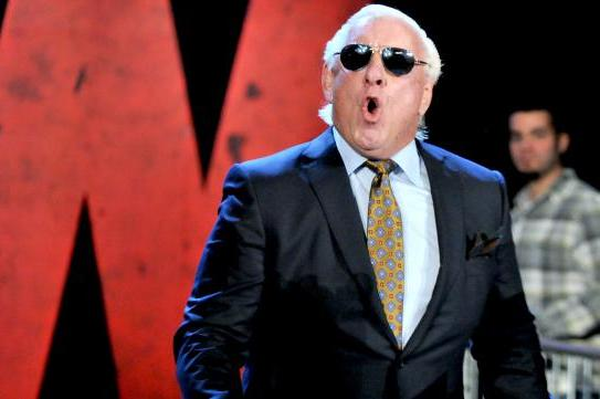 Ric Flair Will Appear on Monday's Episode of Raw