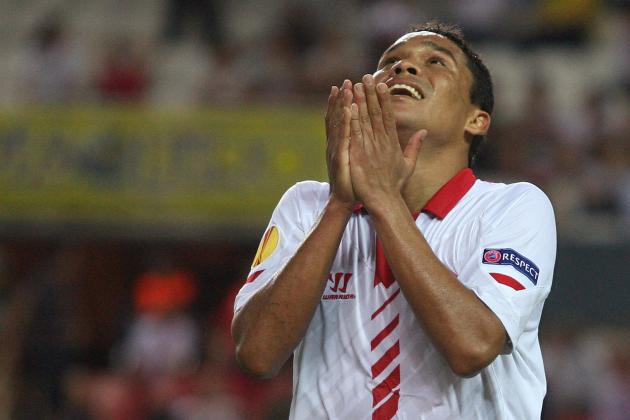 Carlos Bacca Shines Again as Sevilla Move Within Sight of Europa League Final