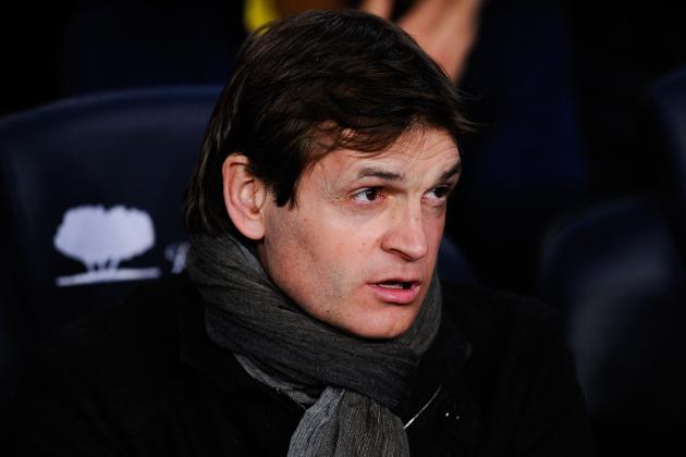 Former Barcelona Manager Tito Vilanova Reportedly Hospitalized