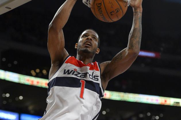 Ariza: 'There's Still More Work to Be Done'