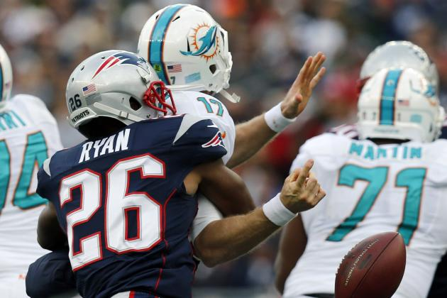 Should the New England Patriots Consider a Position Change for Logan Ryan?