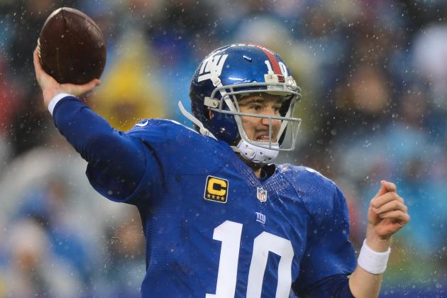 NY Giants Think Eli Manning Has 'a Lot of Years Left'