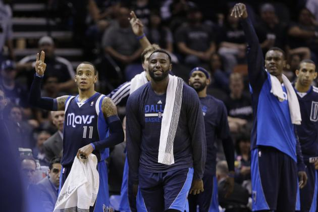 Dallas Mavericks Set NBA Playoff Record for Largest Road Victory by No. 8 Seed