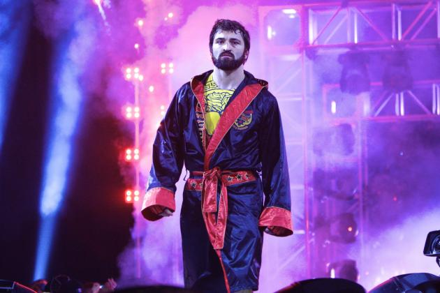 Former Heavyweight Champ Andrei Arlovski Signs New Fight Deal with UFC