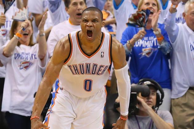Westbrook Gets Testy with Memphis Reporter