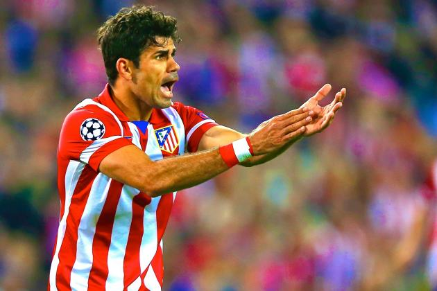 Who Would Be a Better Fit for Chelsea: Diego Costa or Radamel Falcao?