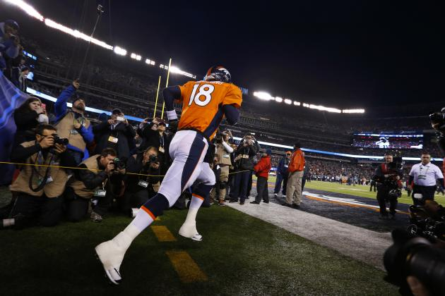 Tough Schedule Won't Stop Denver Broncos from Securing No. 1 Playoff Seed