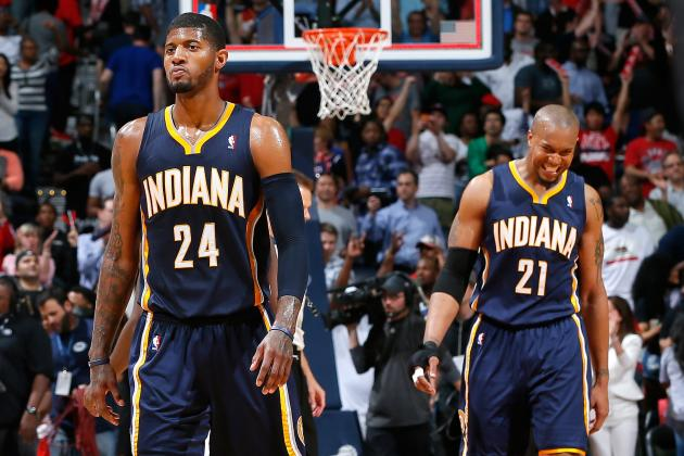 Indiana Pacers' Defense and Playoffs Fate Are Hamstrung by Awful Offense