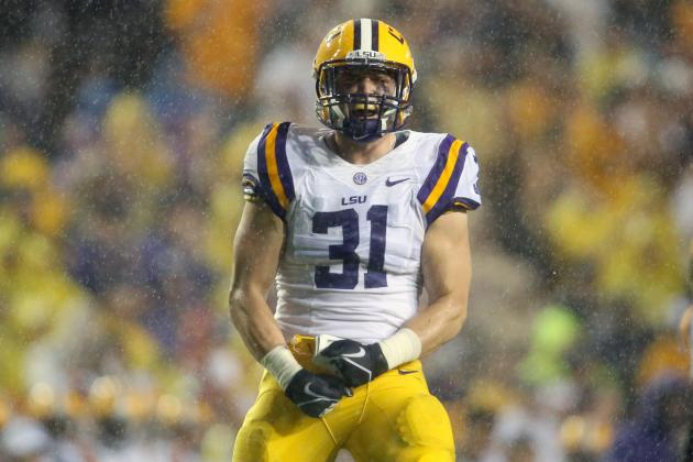 LSU Football: How the Tigers' Linebackers Shape Up Next Season