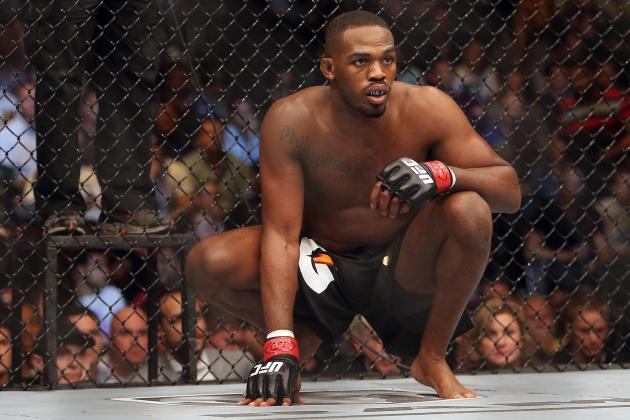 UFC 172 Start Time: When and Where to Watch Jones vs. Teixeira