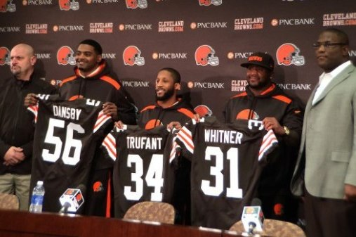 Debate: Where Has Cleveland Improved Most This Offseason?