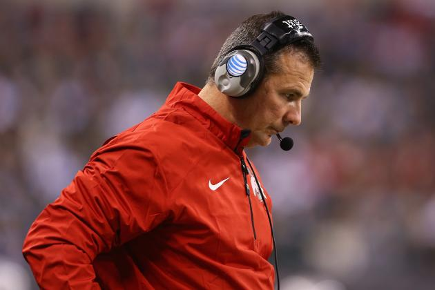Ohio State Football: Should Urban Meyer Be Concerned with Slow Recruiting Start?