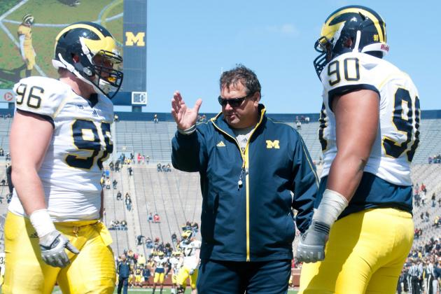 Should Brady Hoke Be Worried U-M Is Becoming a Basketball School?