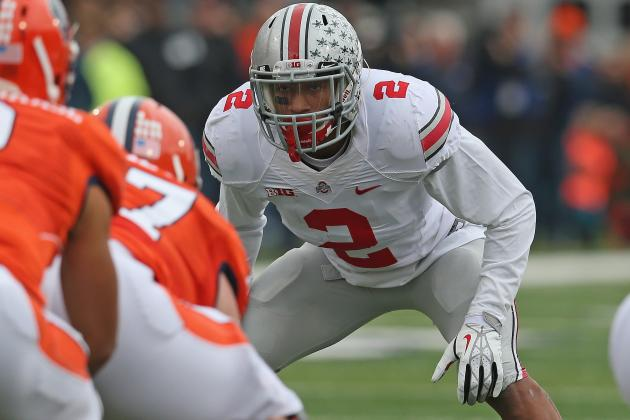 Ryan Shazier NFL Draft 2014: Scouting Report Breakdown for Steelers OLB