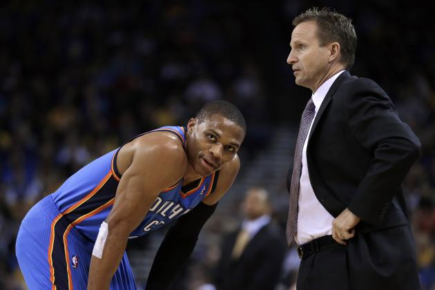 Russell Westbrook's Brother Tweets Plea for Thunder to Fire Coach Scott Brooks