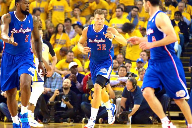 Clippers vs. Warriors: Game 3 Score and Twitter Reaction from 2014 NBA Playoffs