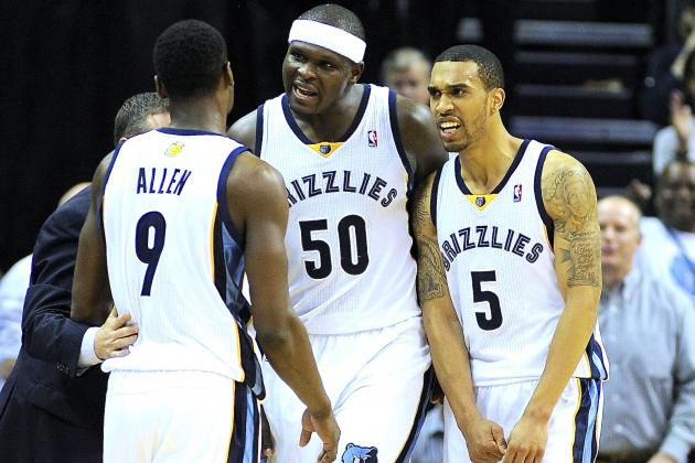 Grizzlies Take Series Lead by Forcing Thunder to Play Memphis-Style Basketball