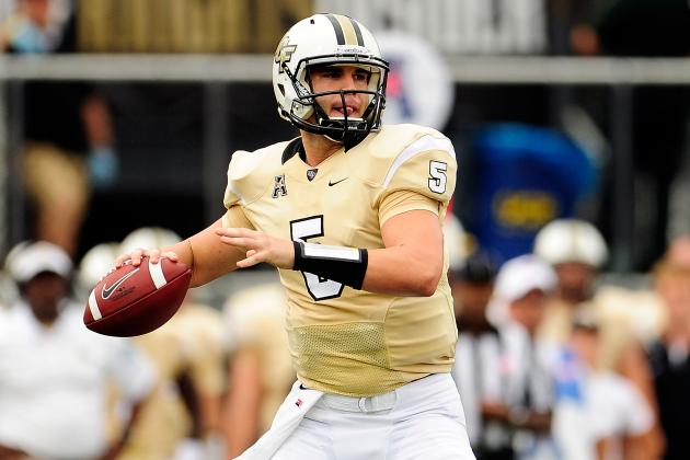 Blake Bortles NFL Draft 2014: Scouting Report Breakdown for Jaguars QB