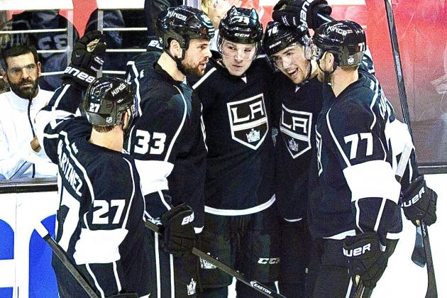 Kings Finally Find the Right Formula to Beat Sharks: Will They Do It Again?