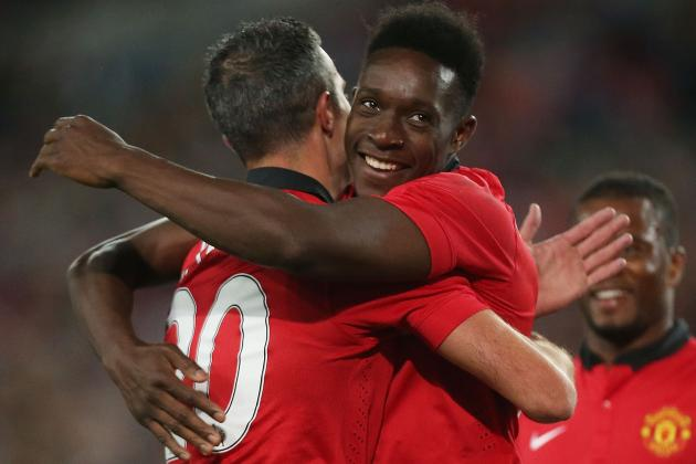 Robin van Persie, Danny Welbeck Reportedly Want to Stay Under Ryan Giggs