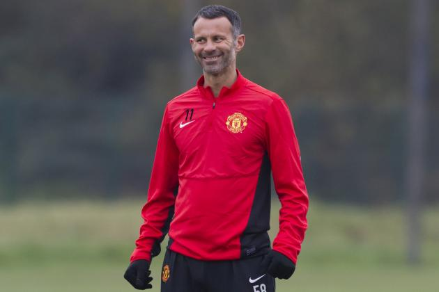 Manchester United vs. Norwich: Key Takeaways from Ryan Giggs' Pregame Presser