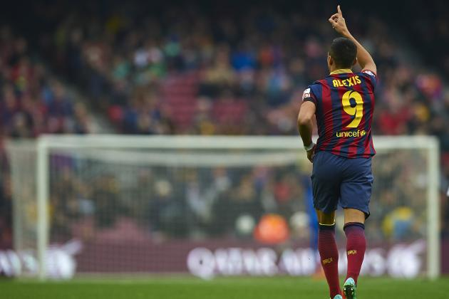 Juventus Interest in Barcelona's Alexis Sanchez Makes Perfect Sense