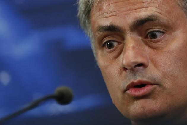 Liverpool vs. Chelsea: Jose Mourinho on Manchester United, Steven Gerrard, More