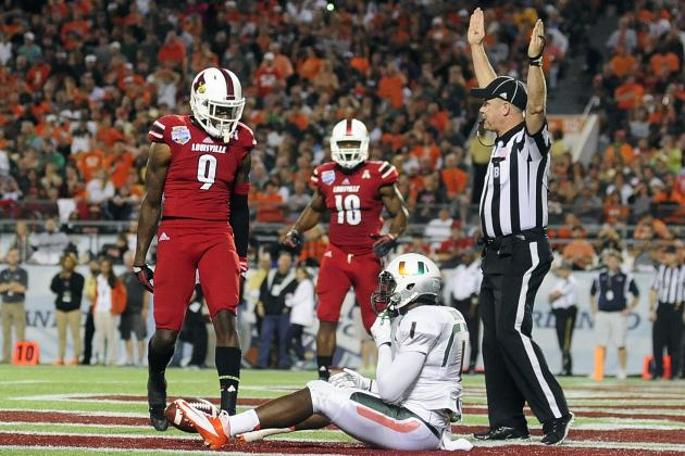 Miami Football: Can 'Canes Avenge Bowl Embarrassment vs. Louisville in Opener?