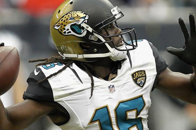 After Disappointing Rookie Season, Jaguars' Denard Robinson