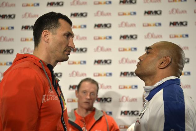 Klitschko vs. Leapai Demonstrates the Necessity of a Great American Hope